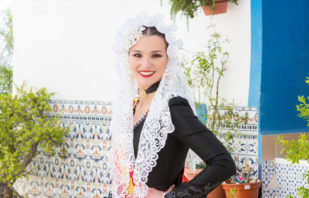 Dama del Foc 2019: Sonia López Pérez
