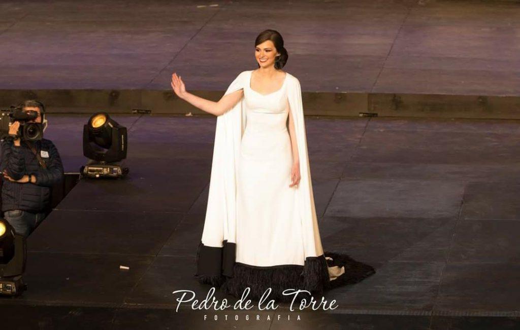 Dama del Foc 2019: Srta. Sonia López Pérez